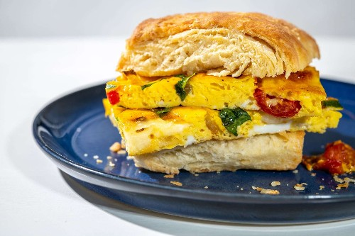 We're tired of cooking, too. These easy, thrifty egg dishes are the break we need.