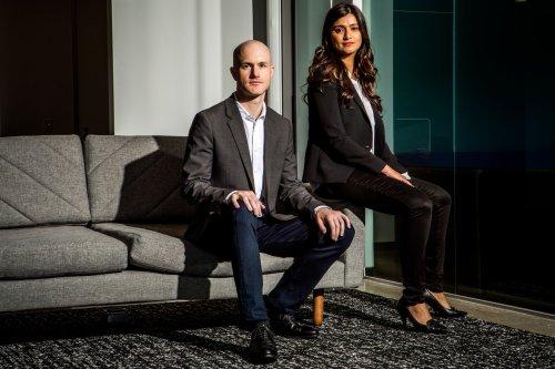 'It's more than just Coinbase': Crypto giant's Nasdaq debut signals new era