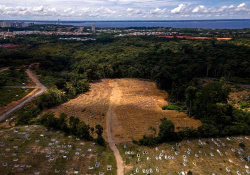 The Amazonian city that hatched the Brazil variant has been crushed by it