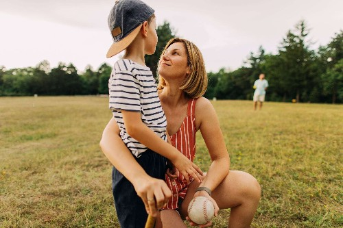I was a reluctant sports mom — until the pandemic took baseball away