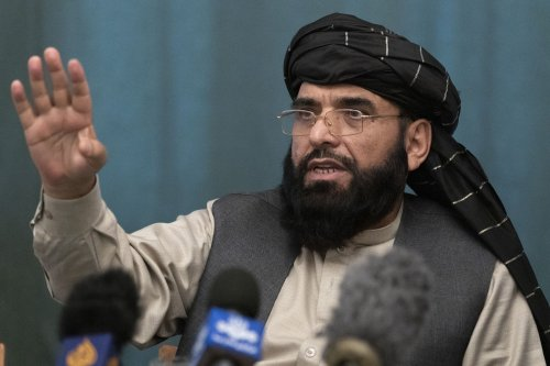 The Taliban is playing a double game