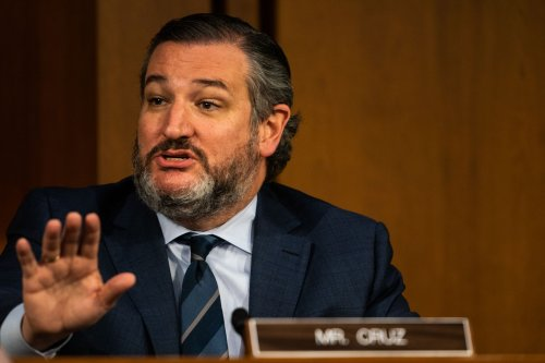 Ted Cruz just sent a very important message to Joe Manchin