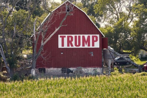 Trump wasn't just a rural phenomenon. Most of his supporters come from cities and suburbs.