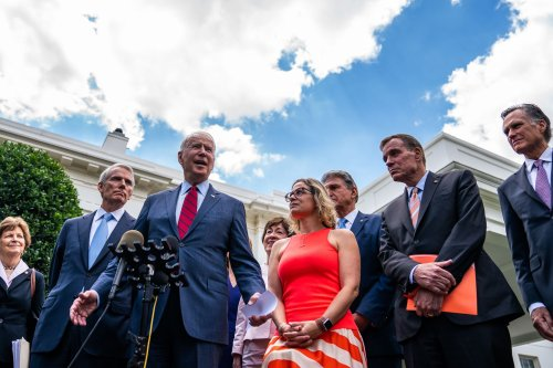 'We can find common ground': Biden's faith in bipartisanship is rewarded — at least for now