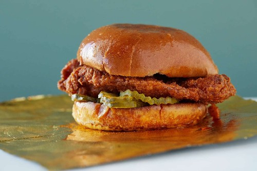 These fried chicken sandwiches are for everyone, stereotypes be damned