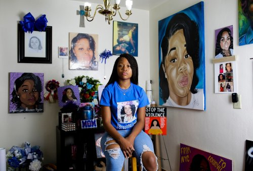 'I was her shadow': As millions cry for justice, Breonna Taylor's sister faces her own quiet grief
