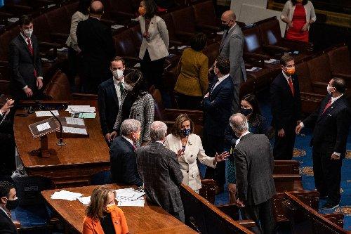U.S. political parties lack discipline