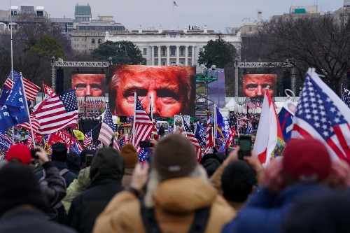 'Trump said to do so': Accounts of rioters who say the president spurred them to rush the Capitol could be pivotal testimony