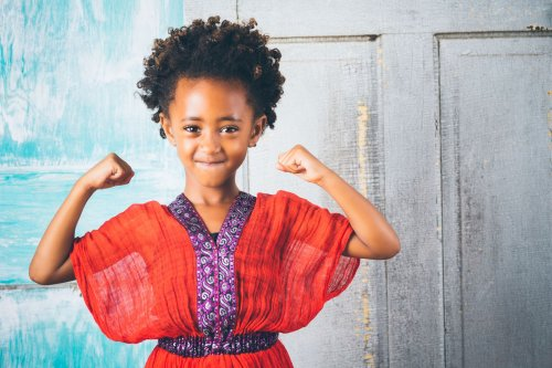 How to build a child's self-esteem. Hint: It doesn't involve praise.