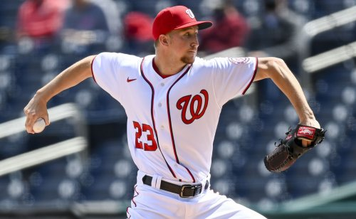 What could the Nationals' short-term rotation look like without Stephen Strasburg?