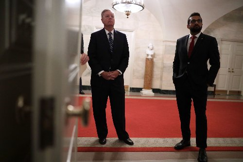 How Kash Patel rose from obscure Hill staffer to key operative in Trump's battle with the intelligence community