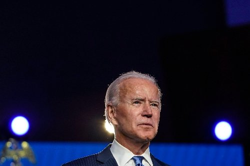 President JOE BIDEN cover image