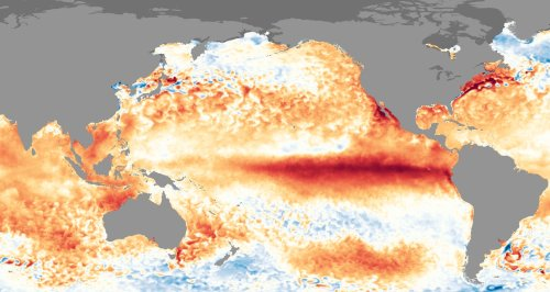 The sun may offer key to predicting El Niño, groundbreaking study finds