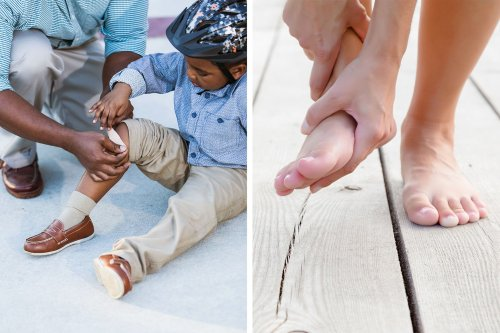 Why you shouldn't soak a splinter, and other ways first aid has changed