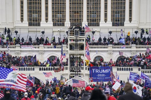 Not patriots, not political prisoners — U.S. judges slam Capitol riot defendants at sentencing