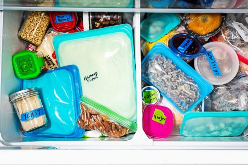 7 foods you should be storing in the freezer, including yeast, nuts and peppers