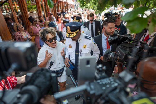 In D.C., high-profile crimes spur hard conversations: 'Walk a mile in my shoes'