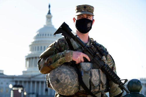 Army initially pushed to deny District's request for National Guard before Jan. 6