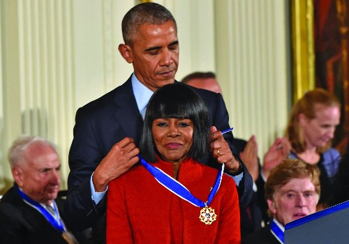 In 'Just as I Am,' actress Cicely Tyson reflects on 96 years of a life well lived