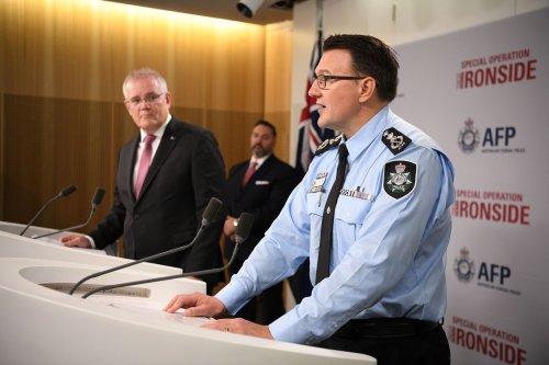 FBI-controlled Anom app ensnares scores of alleged criminals in global police sting