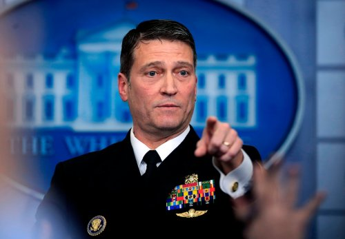 Former White House physician Ronny Jackson, now a congressman, bullied staff, made sexual remarks, inspector general finds