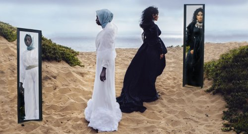 Some Muslim American women say they are facing a 'marriage crisis.' These photos tell their stories.