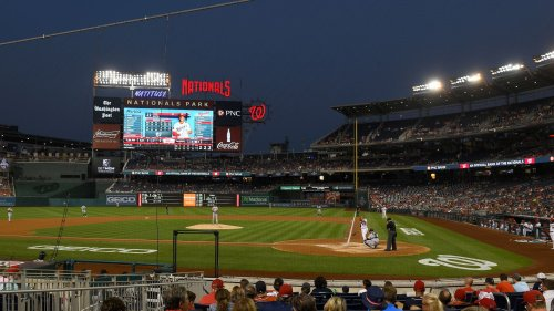 Nationals continue to make changes to player development staff
