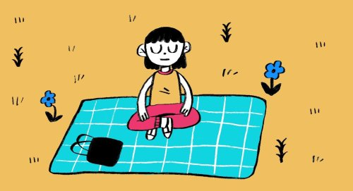 I thought meditation just wasn't for me. These 3 tips helped me ease into it.