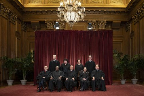What is the perfect number of Supreme Court justices?