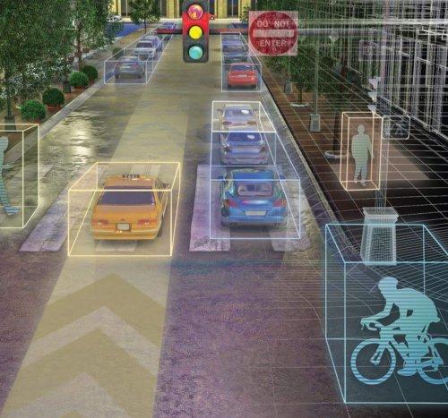 Lidar tech on the rise at CES to power future smart cities, autonomous cars