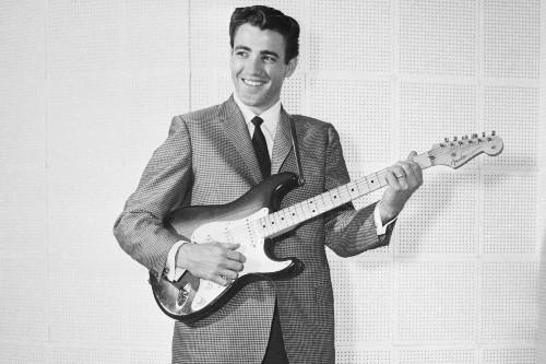 Jimmie Rodgers, singer of 1950s hit 'Honeycomb,' dies at 87