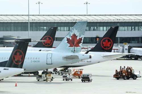 Two travelers submitted fake vaccination cards before flying to Toronto. Each was fined nearly $20,000.