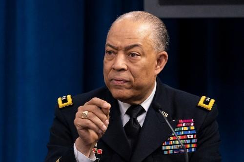 Pentagon restricted commander of D.C. Guard ahead of Capitol riot