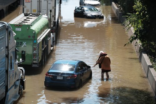 New York braces for new round of flooding after summer of wild rains