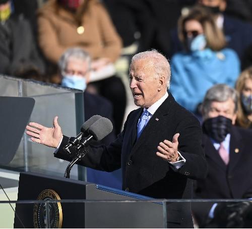 The Biden Agenda