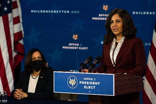 Neera Tanden committee vote delayed as alternatives to lead White House budget office surface