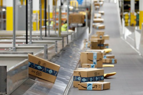 How did Amazon grow so fast? By thinking outside the shipping box.