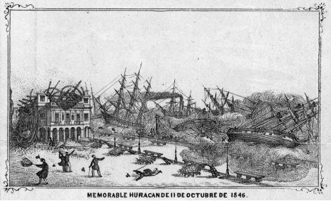 This 1846 hurricane would be a nightmare scenario for today's crowded East Coast