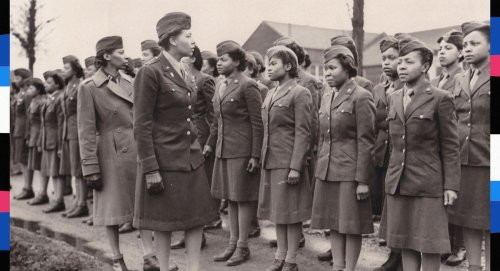 This unit of Black women made history in World War II. They're finally getting broader recognition.