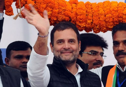 As India struggles, the opposition Congress Party prioritizes dynasty over democracy
