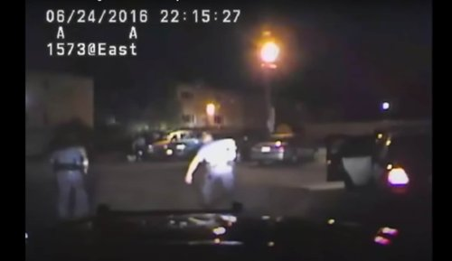 Ex-officer who beat Black man while dog mauled him gets six years in prison