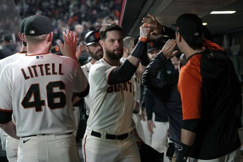 How the San Francisco Giants, deliberately different, built a surprise power