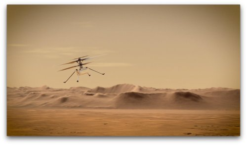 Meet Ingenuity, the mini-copter NASA is about to drop on Mars
