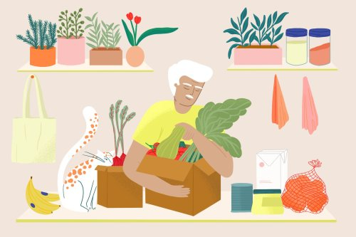 How to make your grocery shopping more eco-friendly