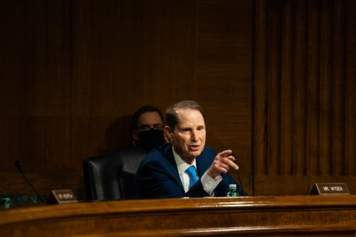 Wyden urges ban on sale of Americans' personal data to 'unfriendly' foreign governments