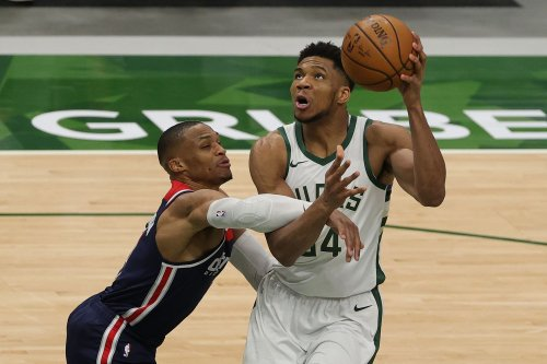 Wizards are game but come up just short in thrilling finish against the Bucks
