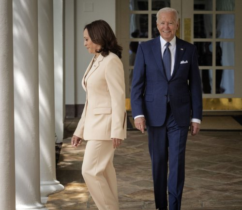 Stop focusing on the negative. Biden and Harris have gotten things done.