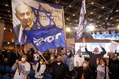 Netanyahu's party wins most seats in Israeli election, still far short of governing majority