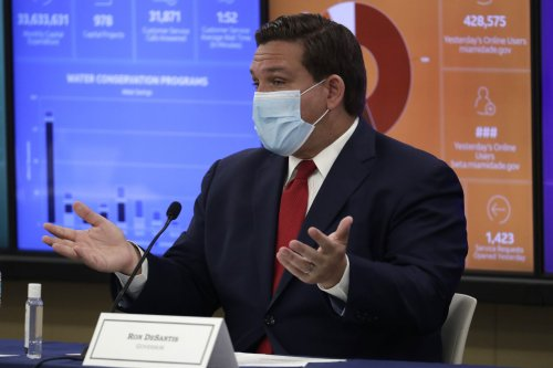 Florida and Georgia report highest single-day death tolls since start of coronavirus pandemic