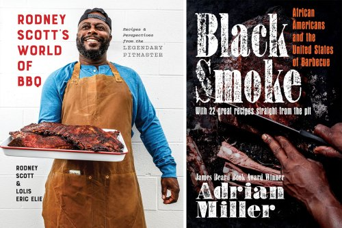 Black barbecue gets a long-overdue spotlight in two new books